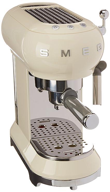 Smeg 146872 Máquina de Café Expreso Crema