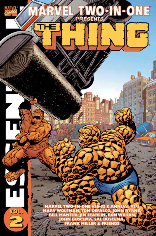 Essential Marvel Two-In-One, Vol. 2 (Marvel Essentials) (v. 2) pdf epub