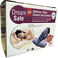 Dreamsafe UV Mattress and Pillow Cleaner & Sanitiser Vacuum Extraction Machine
