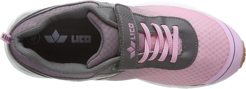 Lico M/ädchen Barney Vs Multisport Indoor Schuhe