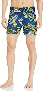 product image for Sauvage Men's Fixed Waist Printed Boardshort