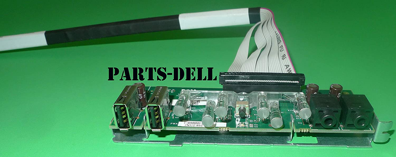 Dell CN312 Front I/O Panel USB Audio OptiPlex MiniTower