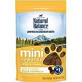 Natural Balance Mini Rewards Dog Treats, 4 Ounce, Training Treats (Packaging May Vary)