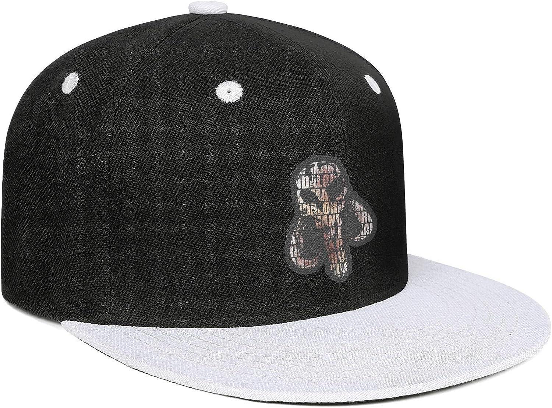 Adjustable Baseball Cap Vintage Sun Hats for Mens Womens The-Mandalorian-Armor