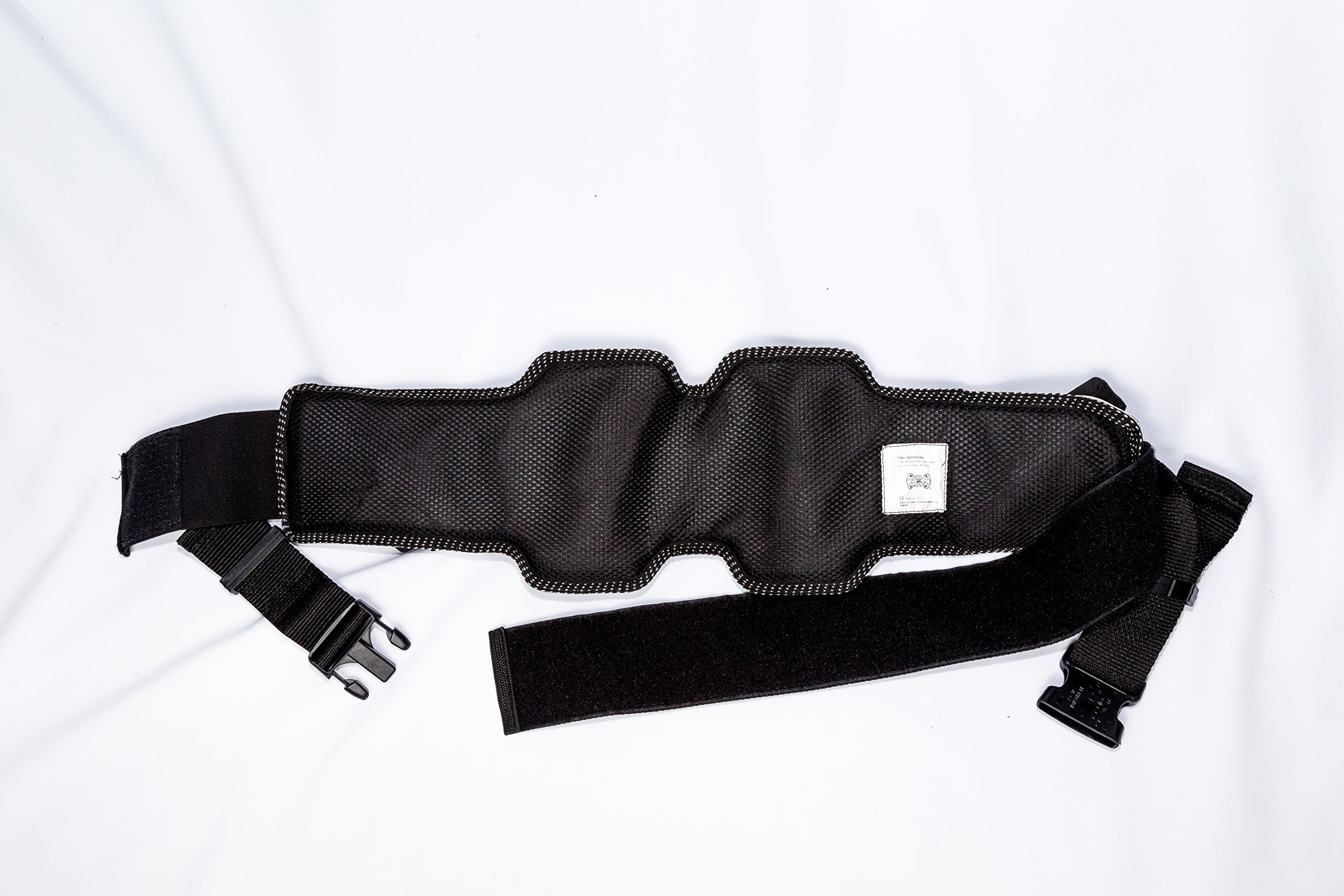 Grip-n-Ride Street Art Collection Punk Skull Belt (One Size) by Grip-n-Ride (Image #3)