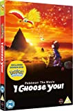 Pokemon The Movie: I Choose You! DVD with Bonus First Movie Disc [Reino Unido]