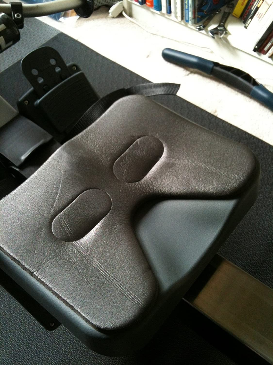 Cushion Rowing Machine Seat Pad Designed for Concept 2