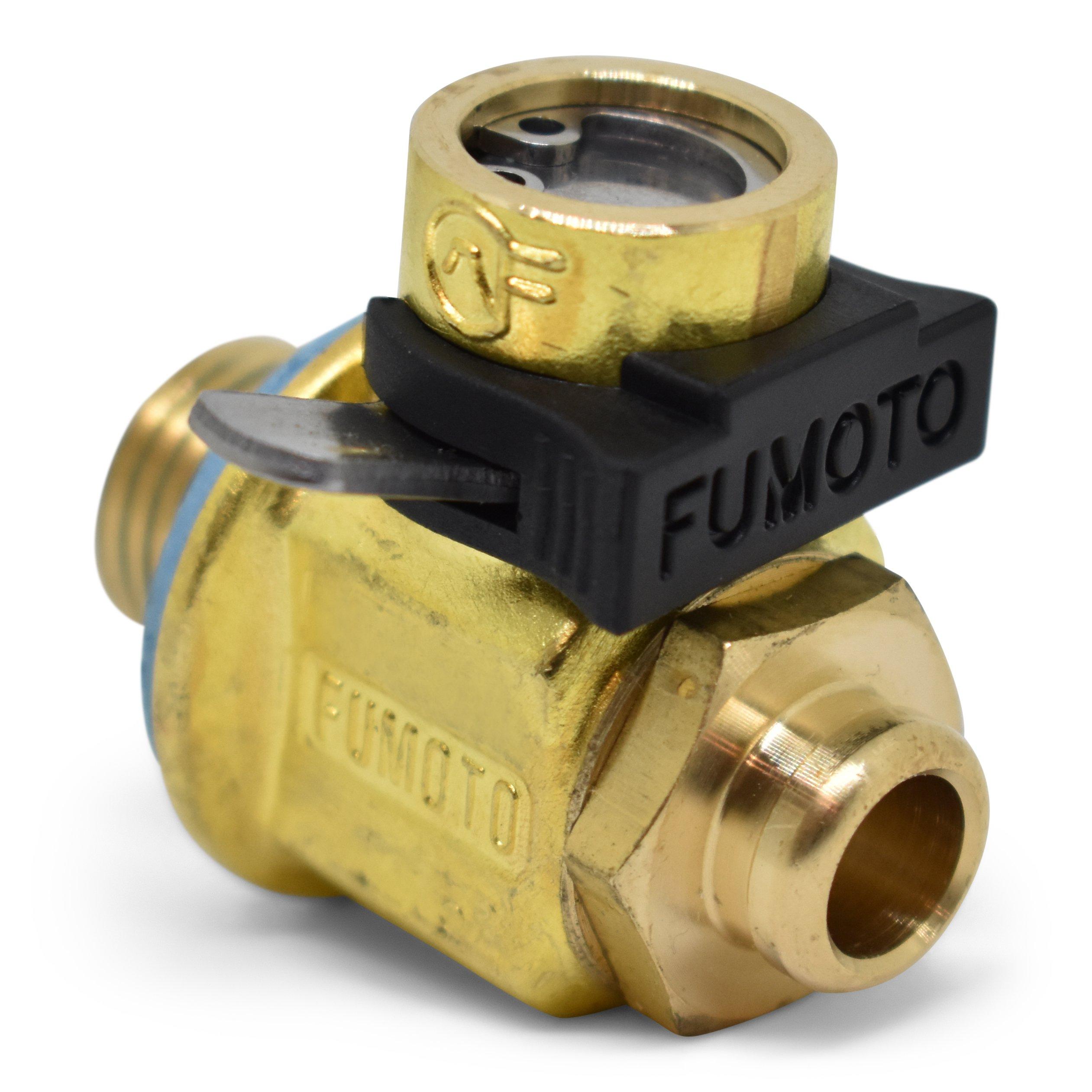 Fumoto F103S LC-10 Lever Clip FS-Series Engine Oil Drain Valve by Fumoto (Image #3)