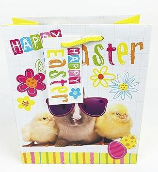 Happy easter gift bags egg bag medium quality cute bunny chick happy easter gift bags egg bag medium quality cute bunny chick gift bag negle Choice Image