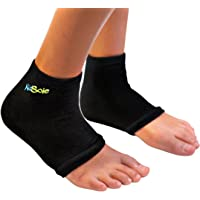 KidSole RX Gel Sports Sock for Kids with Heel Sensitivity from Severs Disease, Plantar Fasciitis. US Kid's Sizes 2-7…