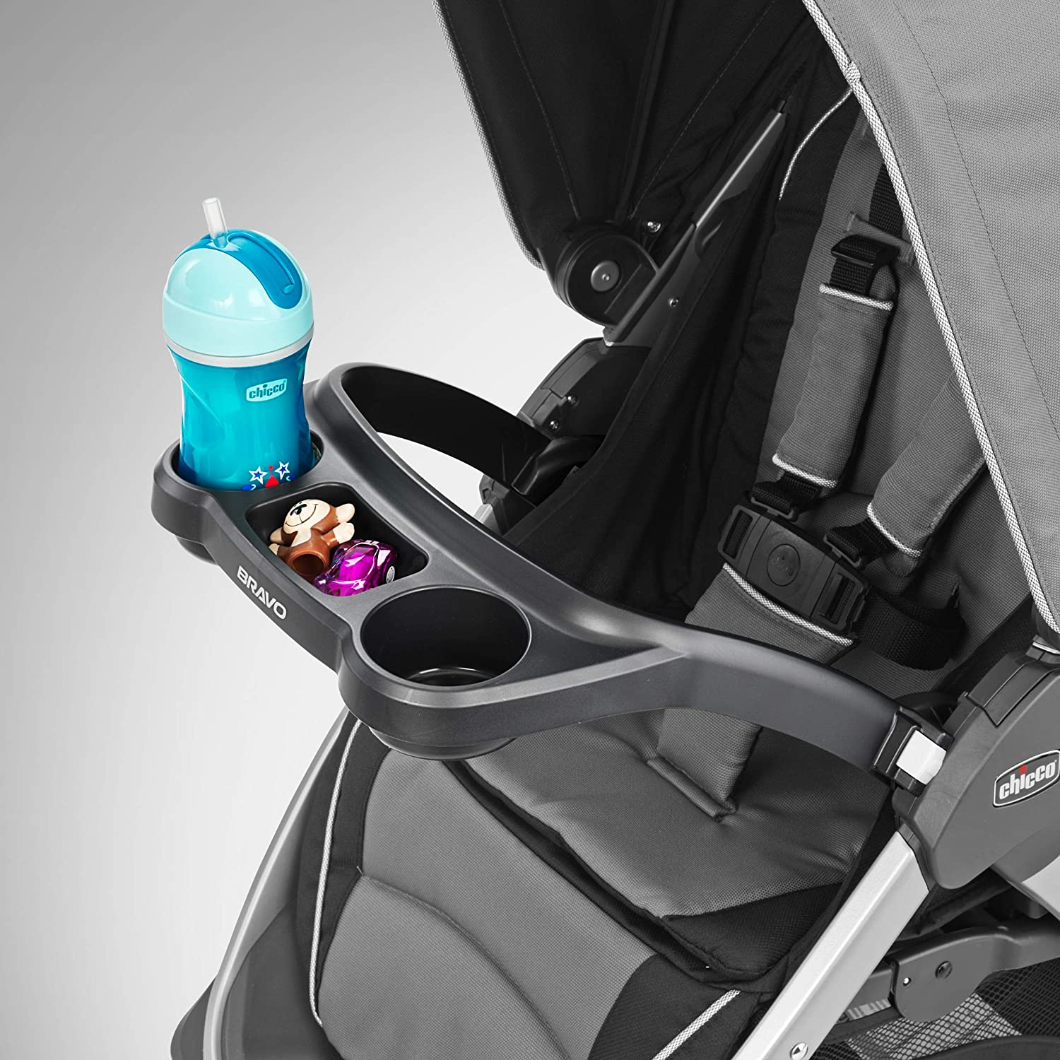 Bravo Stroller Child/'s Tray /& Fit2//KeyFit//KeyFit 30 Infant Car Seat Adapter