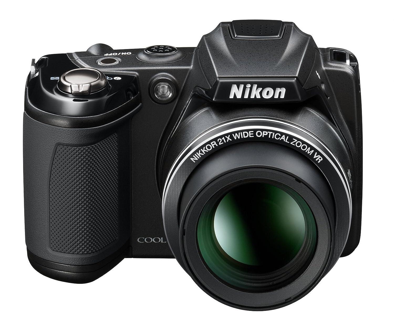 Amazon Nikon Coolpix L310 14 1MP Digital Camera with 21x