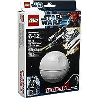 LEGO Star Wars Tie Interceptor and Death Star 9676