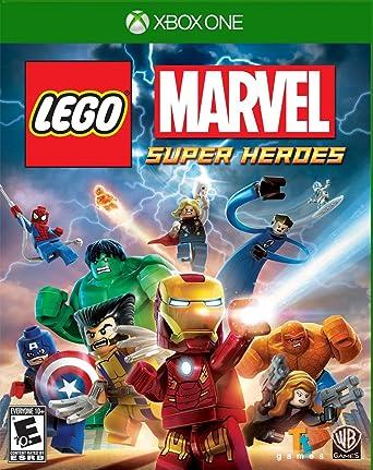 Amazon Com Lego Marvel Super Heroes Xbox One Video Games