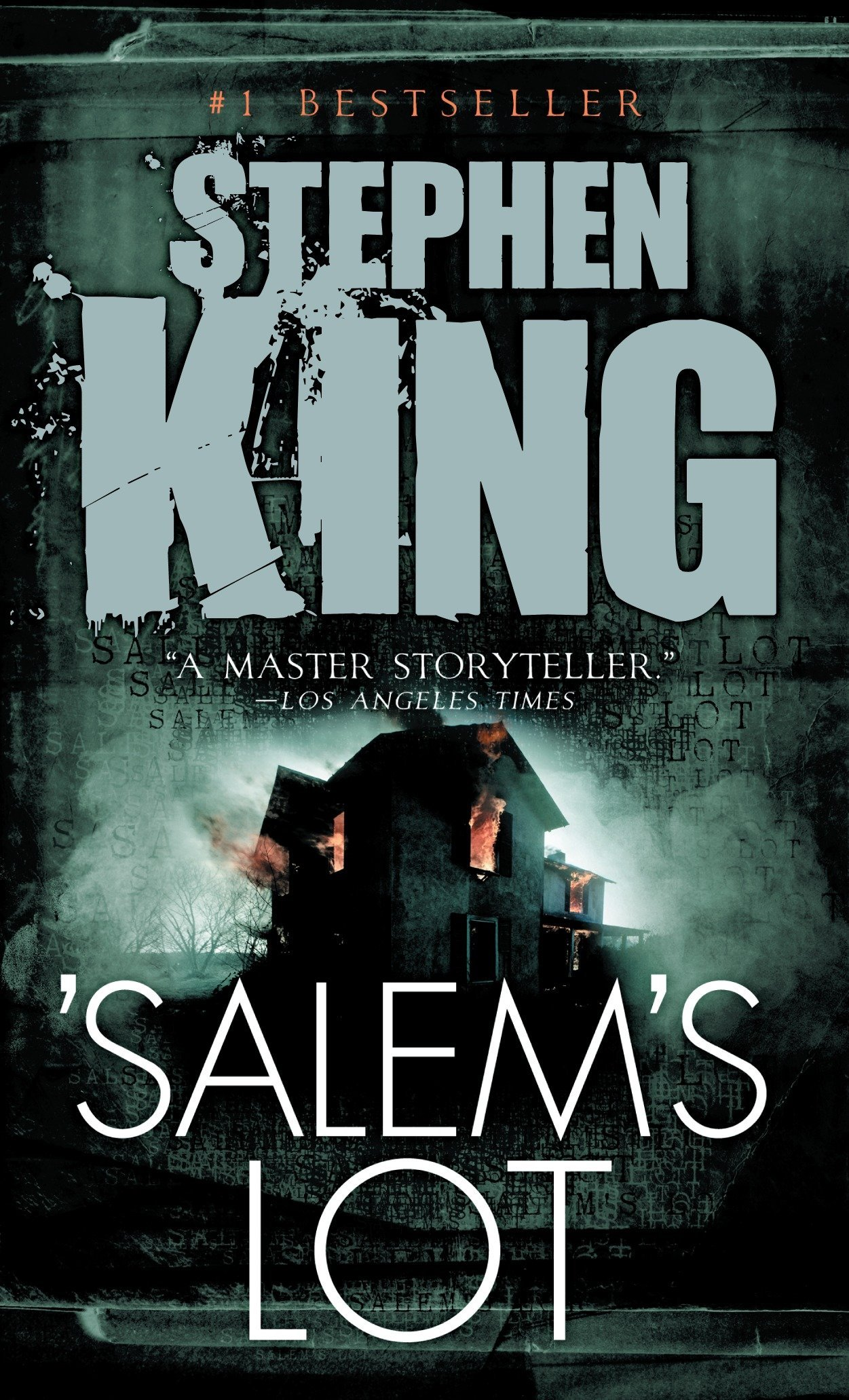 e0825d0fea Salem s Lot  Stephen King  9780307743671  Amazon.com  Books