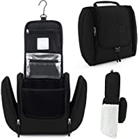 GO!elements® Toiletry Bag for Hanging up Men & Women | Cosmetic Bag Big Man & Ladies for suitcases & Hand Luggage | wash…