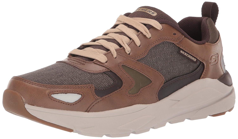 Skechers Herren Verrado Brogen Hohe Sneaker, NVY: