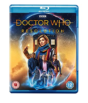 Dr Who Christmas Special 2019.Doctor Who Resolution 2019 Special Blu Ray Amazon Co Uk