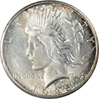1925 S $1 Peace Silver Dollar Coin BU Uncirculated Mint State