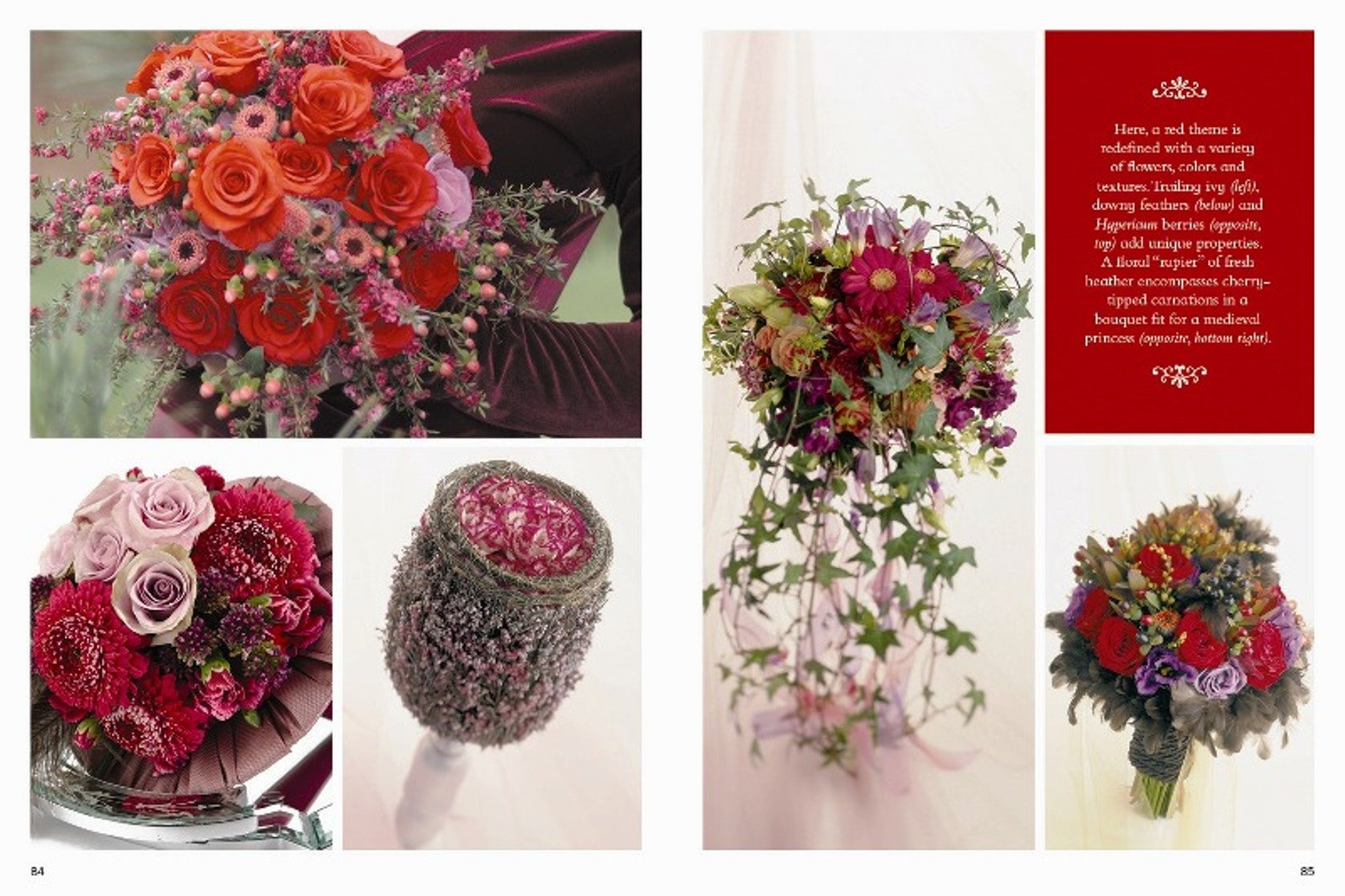Wedding Collections: Hundreds of Bridal Florals in Seven Color ...