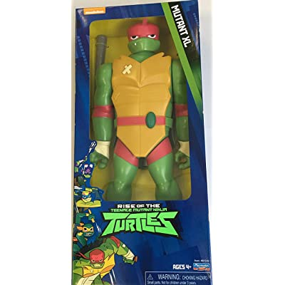 Rise of the Teenage Mutant Ninja Turtles Raphael XL Figure: Toys & Games
