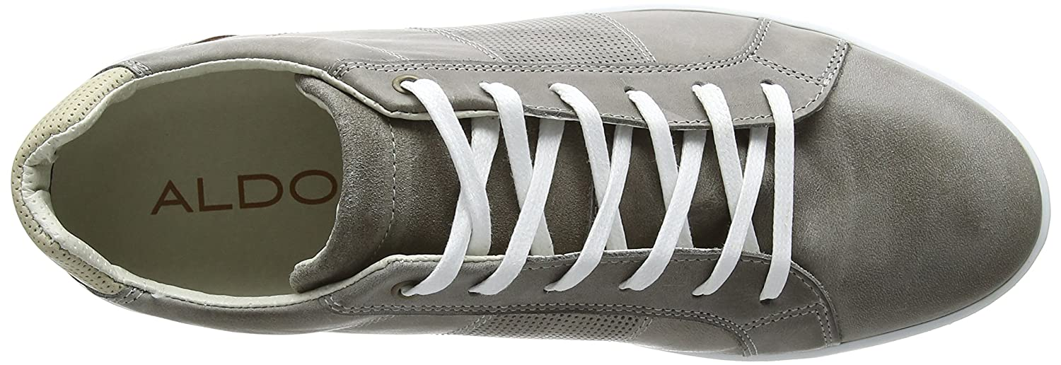 wholesale dealer e7907 45b21 ALDO ULERIA, Sneakers Basses Homme - Gris (Grey 12), 41 EU