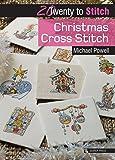 Christmas Cross Stitch (Twenty to Make)