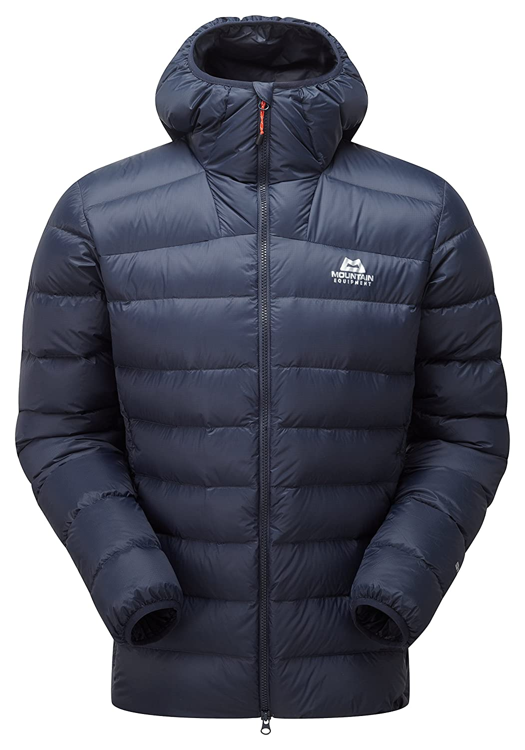 Mountain Equipment Skyline Hooded Jacket Down jacket Denim