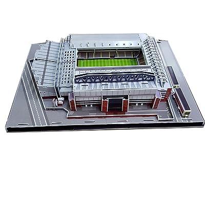 3d puzzle Anfield Liverppol FC