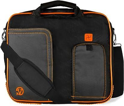 Barnes and Noble Nook HD Plus 9 Carrying Shoulder Messenger Bag Black Lightweight Protective Case
