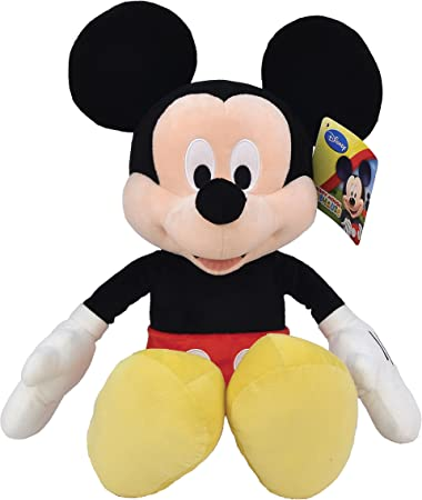 Grandi Giochi- Peluche Topolino, GG-01059: Amazon.it: Giochi e