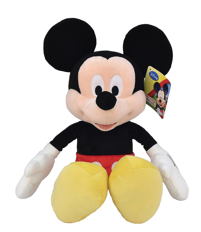 Disney GG01059 - Mickey Peluche 61Cm, Calidad super soft: Amazon.es: Juguetes y juegos