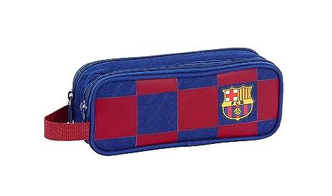 Estuche de FC Barcelona 1ª Equip. 19/20 Oficial Escolar