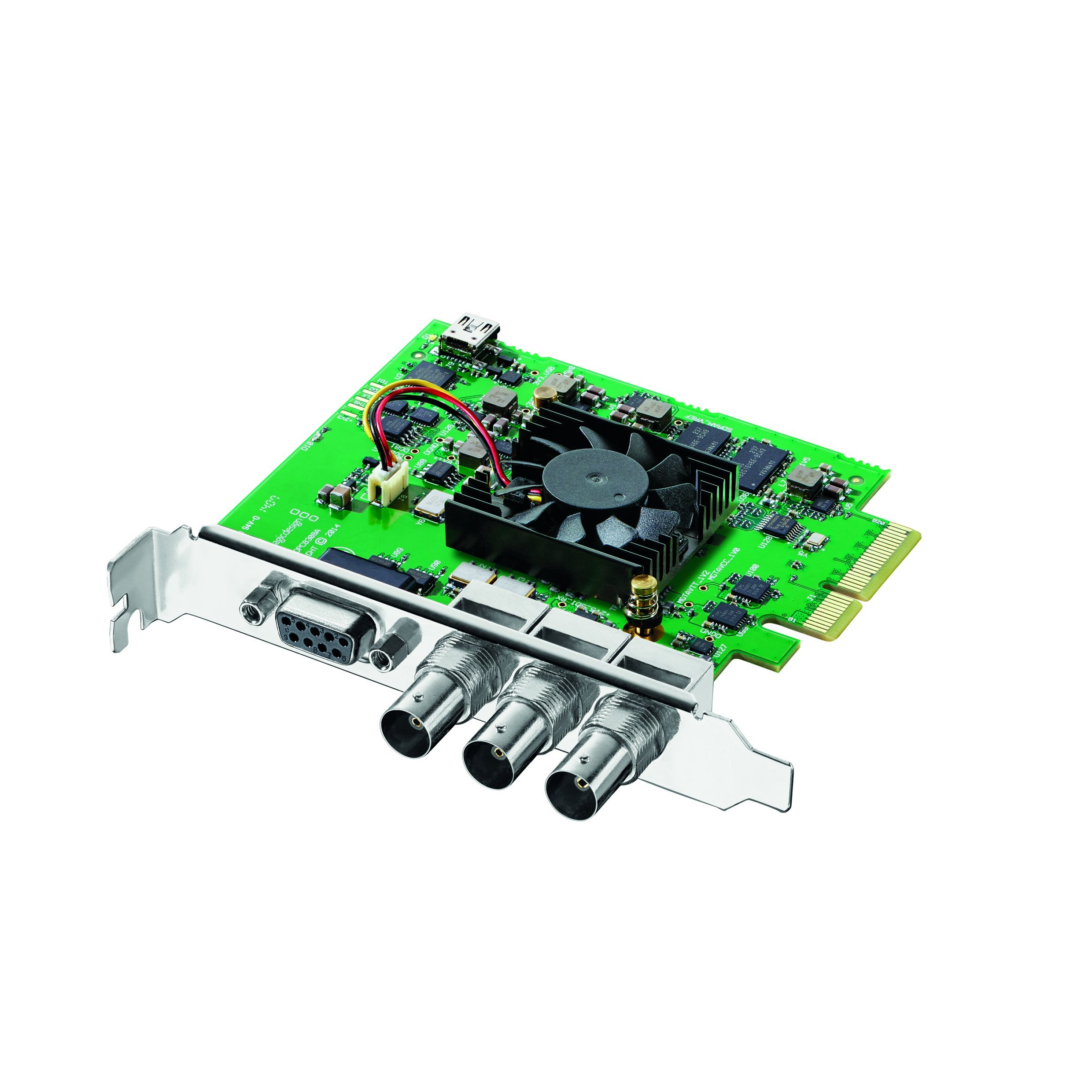 Blackmagic Design Decklink SDI 4K Capture & Playback Card by Blackmagic Design