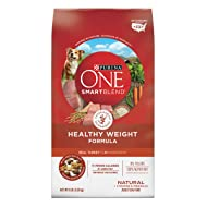 Purina ONE SmartBlend Natural Healthy Weight Formula Adult Dry Dog Food