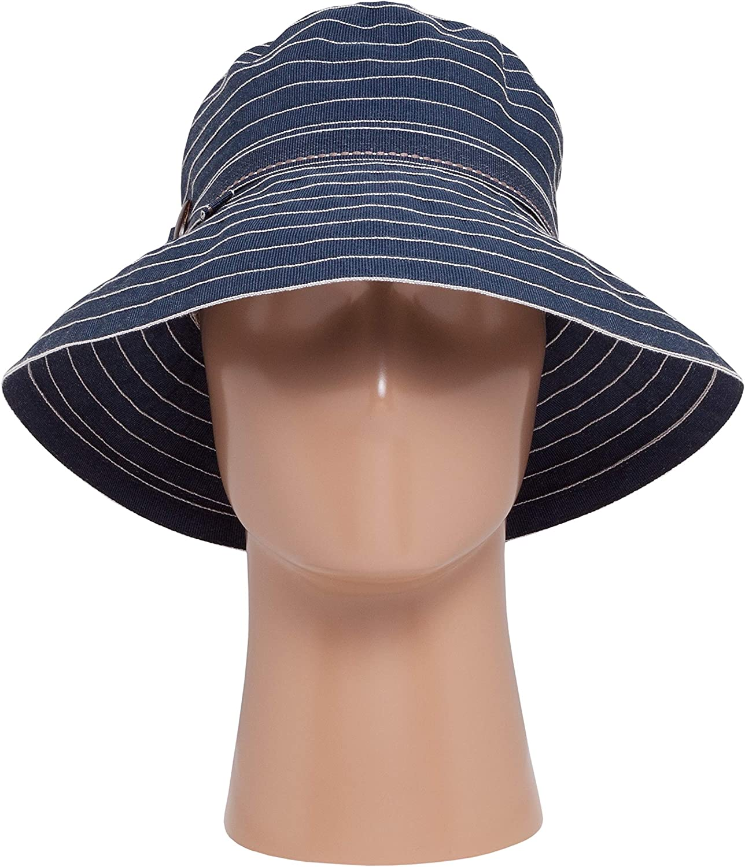Brunhide Australischer Allwetter-Hut Vollnarbenleder # 501-300