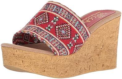 ce71d5a229d9 Sbicca Women s SALICE Wedge Sandal