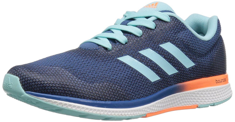 adidas Women's Mana Bounce 2 W Aramis Running Shoe B01H7WYNB0 5 B(M) US|Clear Aqua/Glow Orange/White