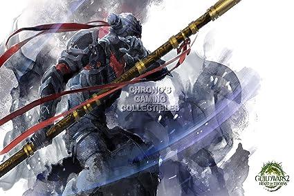 Amazon com: CGC Huge Poster - Guild Wars 2 Heart of Thorns