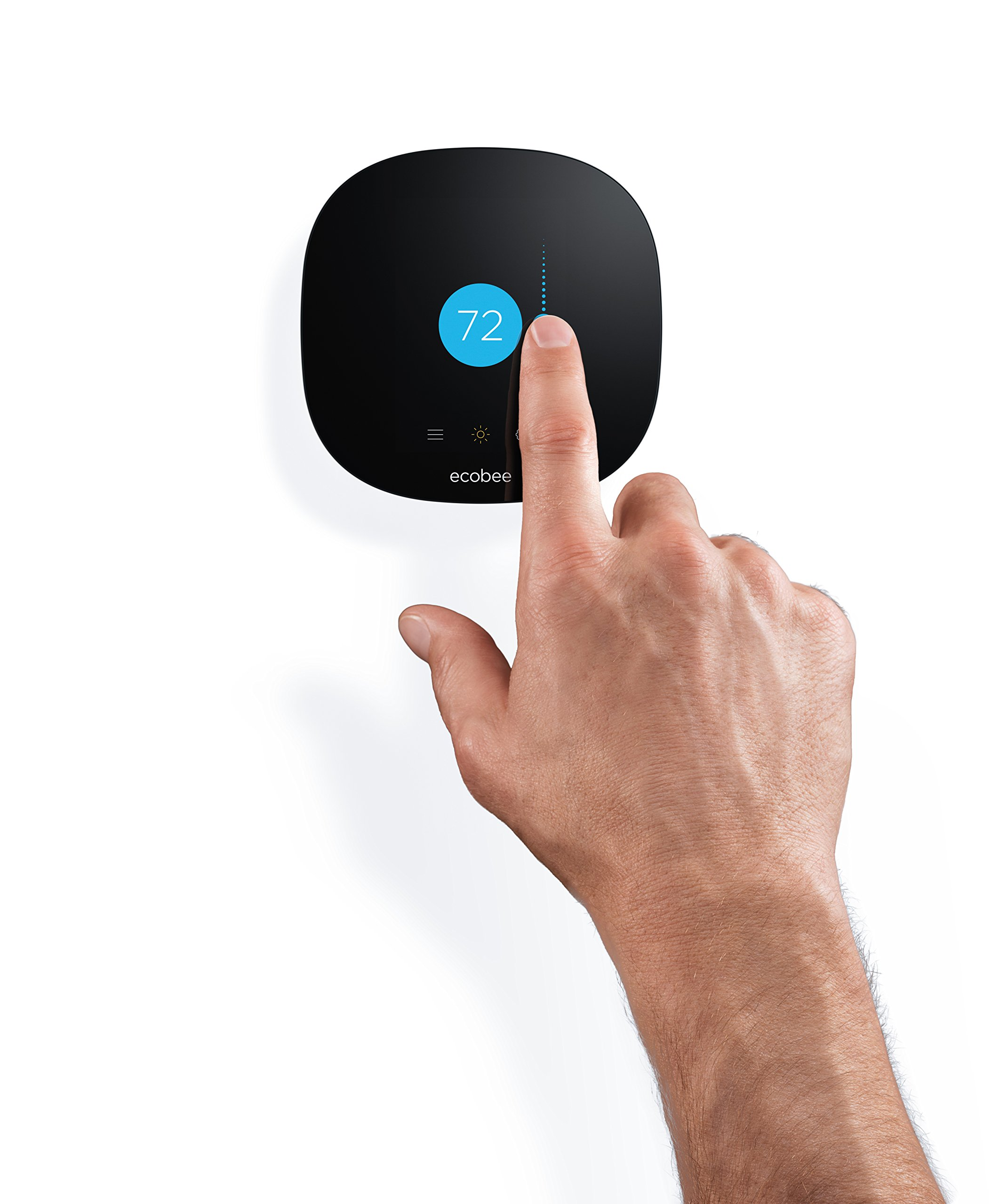 Ecobee3 Lite Thermostat, Wi-Fi, Works with Amazon Alexa by ecobee (Image #8)