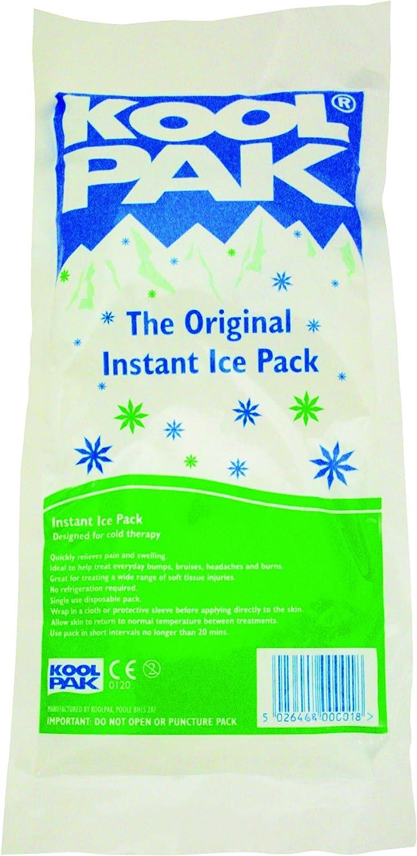 Instant Ice Pack Bolsas de hielo para lesiones, 12 unidades ...