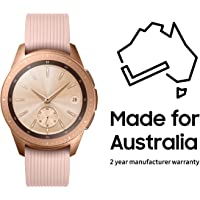 Samsung SM-R810NZDAXSA Smart Watch Galaxy Watch (42mm) Rose Gold (Australian Version) with 2 Year Manufacturer Warranty, Rose Gold