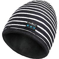 Wu-Minglu Bluetooth Wireless Headphones Beanie Hat