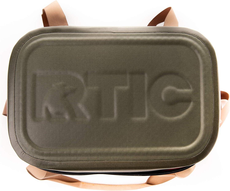 Tan RTIC Soft Pack 8