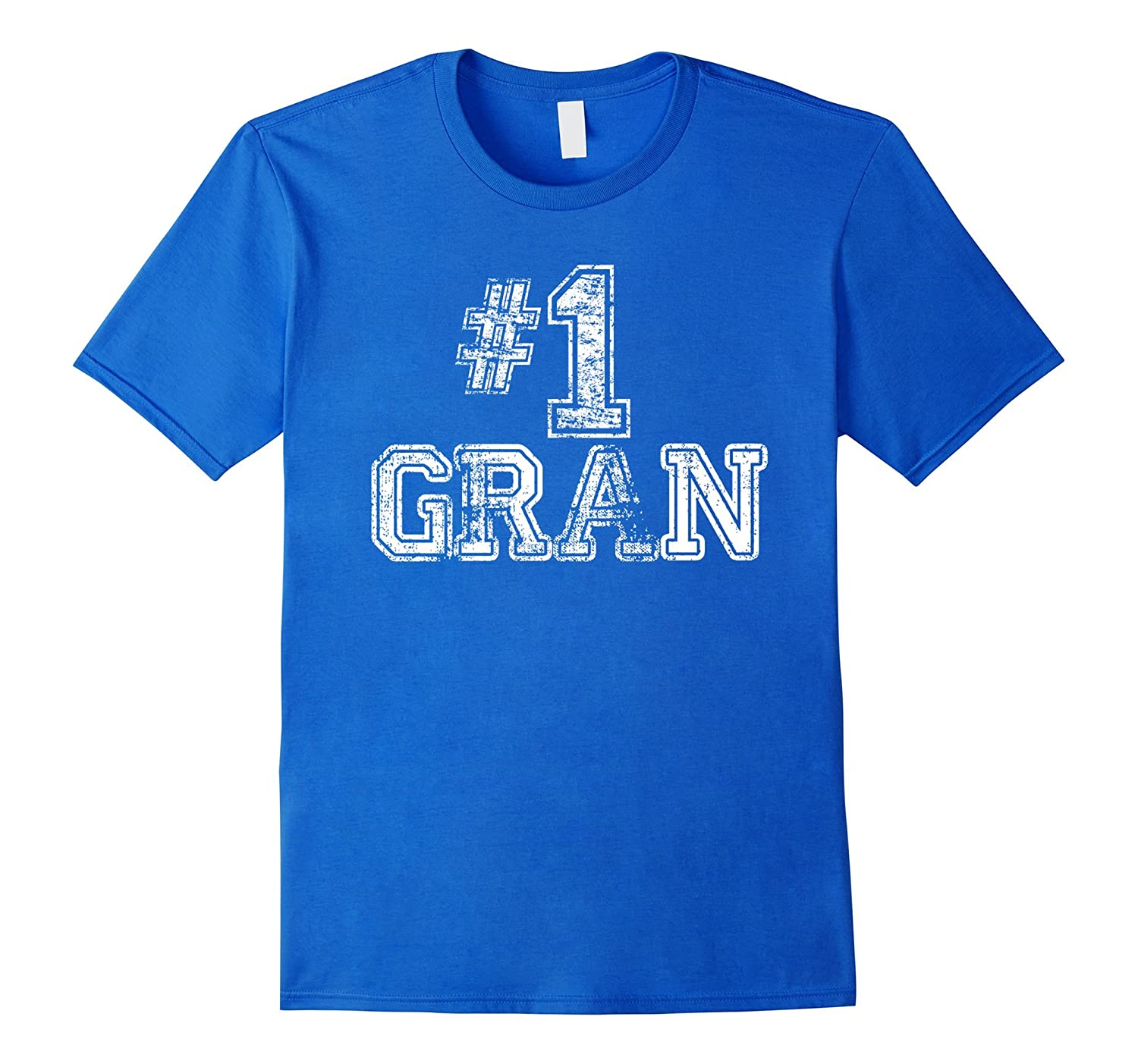 1 Gran T Shirt - Number One Sports Jersey Gift Tee-Vaci