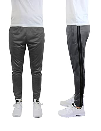 f351f6245a8c32 Galaxy by Harvic Mens Soccer Athletic Training Sweat Track Pants at Amazon  Men's Clothing store: