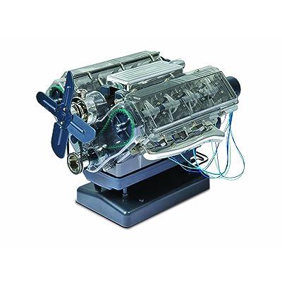 Trends UK Haynes Build Your Own V8 Engine: Toys & Games