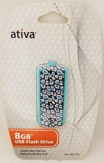 DOWNLOAD DRIVERS: ATIVA 8GB USB