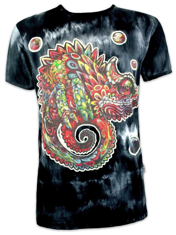 Sure Clothing Camiseta Hombre Los Ojos del Buda Yoga ...