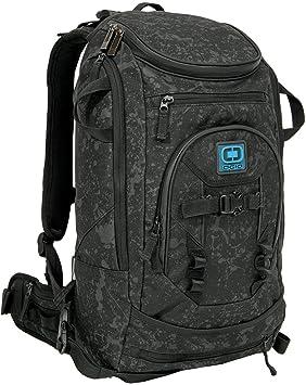 Ogio Patrol Snow Backpack Splatter Paint Black: Amazon.co.uk ...